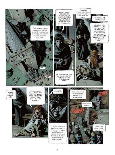 Page 7 Nous, les morts tome 1