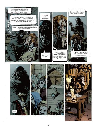 Page 8 Nous, les morts tome 1