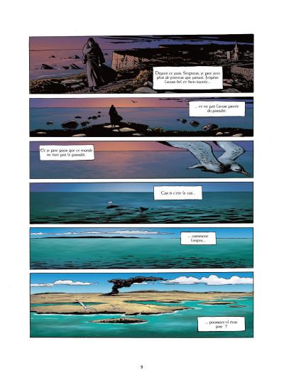 Page 9 Nous, les morts tome 1