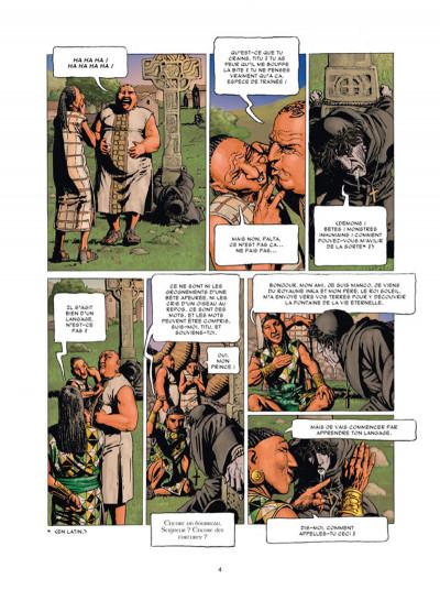 Page 2 Nous, les morts tome 2