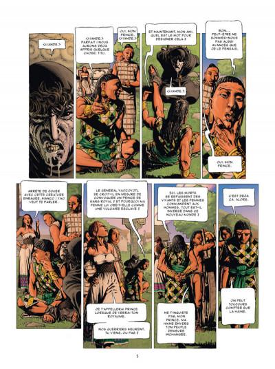 Page 3 Nous, les morts tome 2