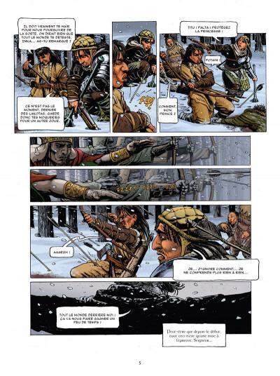 Page 3 Nous, les morts tome 3