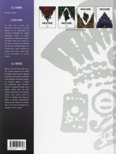 Dos Nous, les morts tome 4