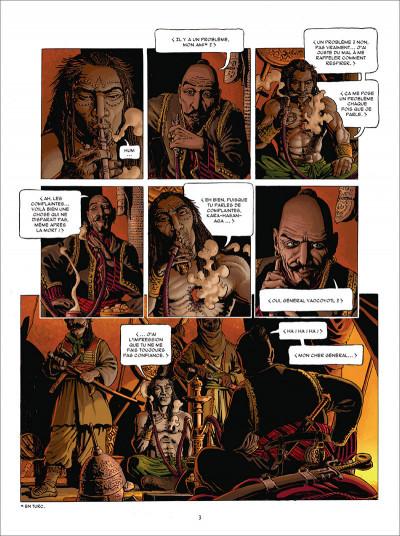 Page 1 Nous, les morts tome 4