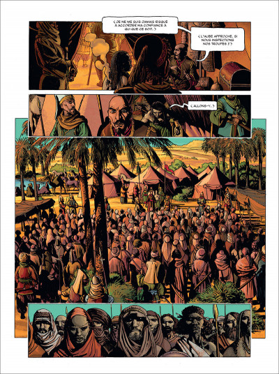 Page 2 Nous, les morts tome 4