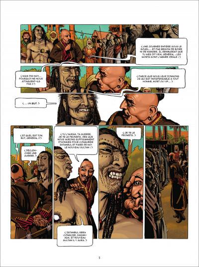 Page 3 Nous, les morts tome 4