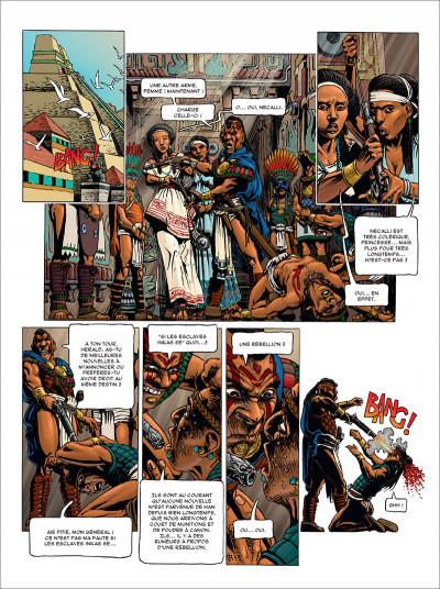 Page 4 Nous, les morts tome 4