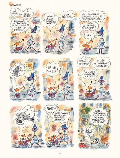 Page 4 Les enquêtes du commissaire Crassoulet