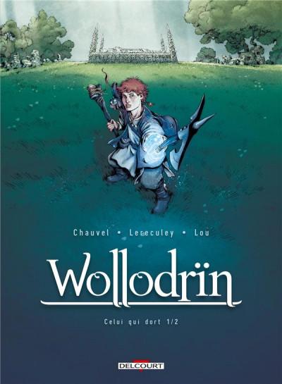 Couverture Wollodrïn tome 5