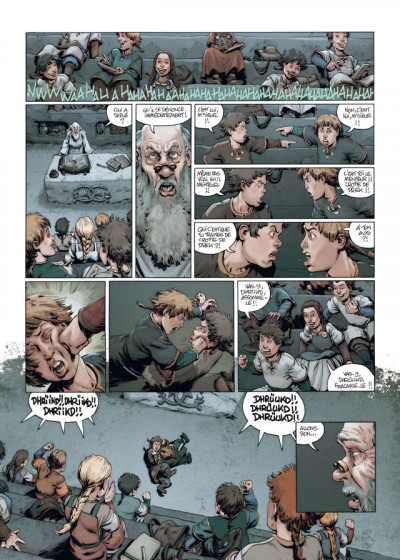 Page 2 Wollodrïn tome 5