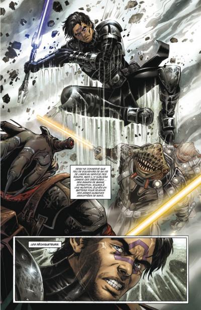 Page 3 Star wars - la genèse des Jedi tome 3