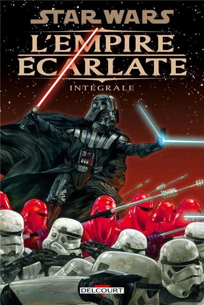 Couverture Star Wars - L'Empire écarlate - Intégrale