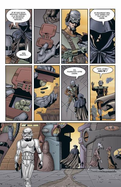 Page 0 Star Wars - L'Empire écarlate - Intégrale