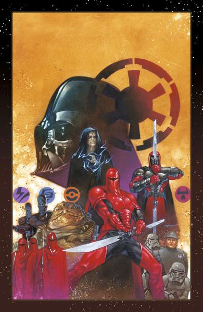 Page 3 Star Wars - L'Empire écarlate - Intégrale