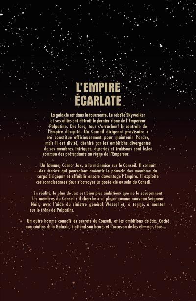 Page 6 Star Wars - L'Empire écarlate - Intégrale