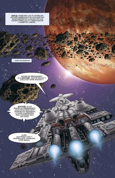 Page 7 Star Wars - L'Empire écarlate - Intégrale