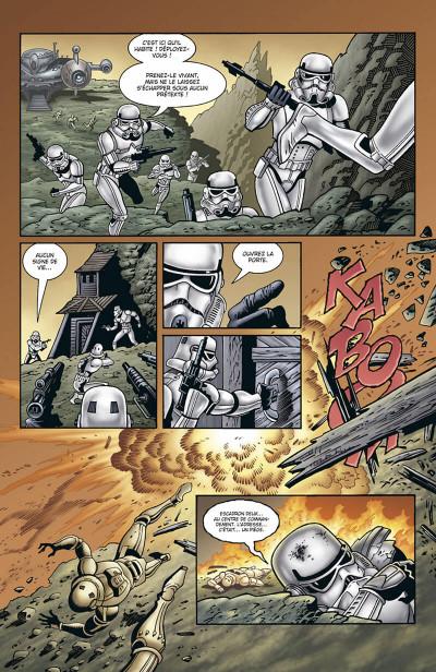 Page 8 Star Wars - L'Empire écarlate - Intégrale