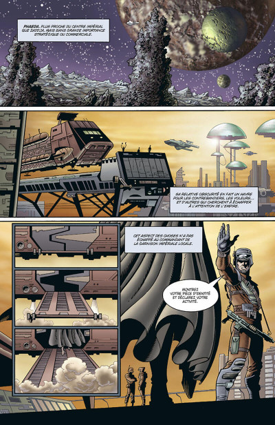 Page 9 Star Wars - L'Empire écarlate - Intégrale