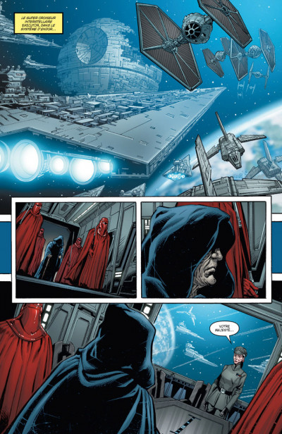 Page 1 Star Wars  Tome 2 - Haute Trahison