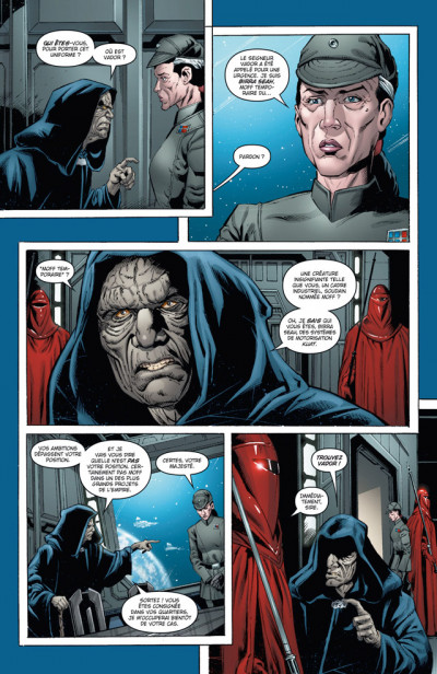 Page 2 Star Wars  Tome 2 - Haute Trahison