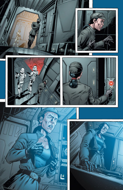 Page 3 Star Wars  Tome 2 - Haute Trahison