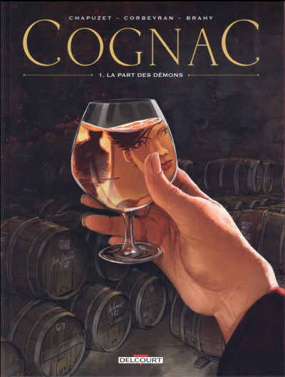 Couverture Cognac tome 1