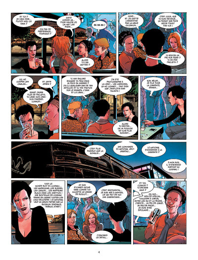Page 2 Cognac tome 1