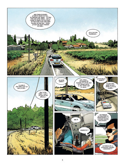 Page 3 Cognac tome 1