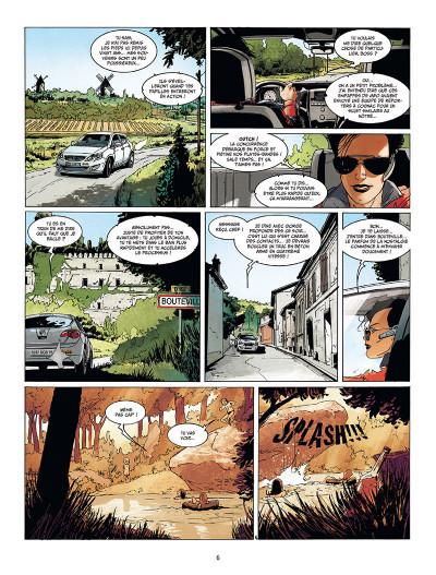 Page 4 Cognac tome 1