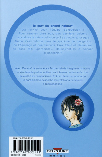 Dos Parapal tome 8