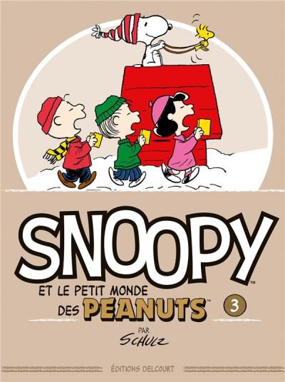 image de Snoopy et le petit monde des Peanuts tome 3