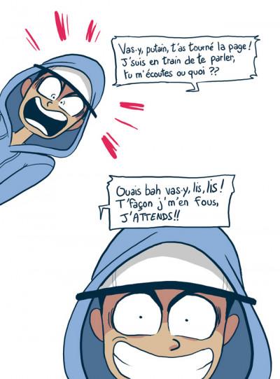 Page 2 Hé ! Mademoiselle !