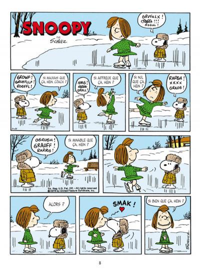Page 2 Snoopy et le petit monde des Peanuts tome 4