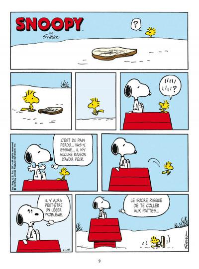 Page 3 Snoopy et le petit monde des Peanuts tome 4