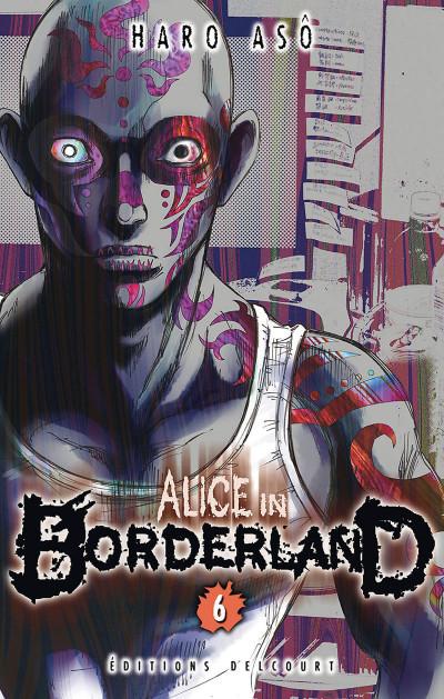 Couverture Alice in Borderland Tome 6