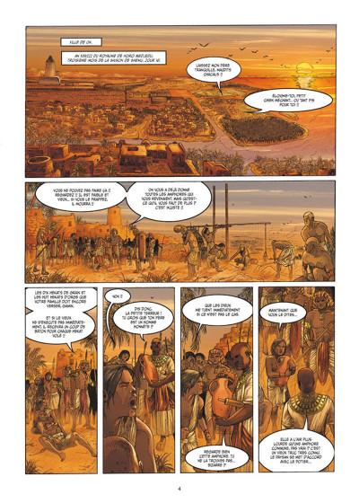 Page 2 Les 7 Merveilles tome 5 - La Pyramide de Khéops