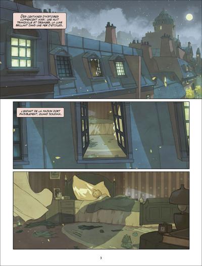 Page 1 Ceux qui restent