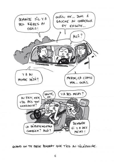 Page 2 Encyclopédie des petits moments chiants