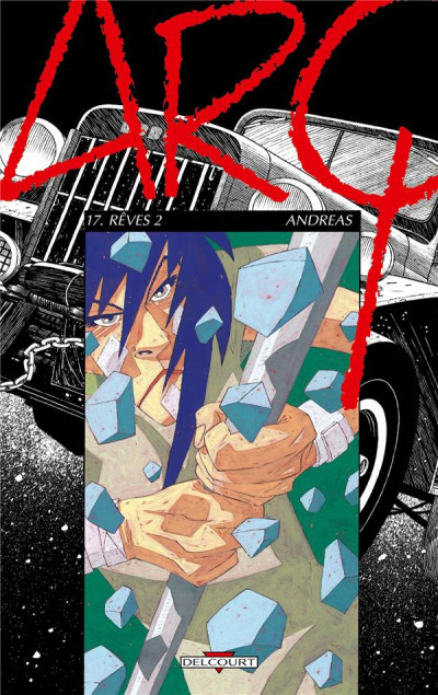 Couverture Arq tome 17 - Rêves 2