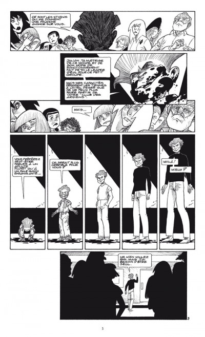 Page 3 Arq tome 17 - Rêves 2