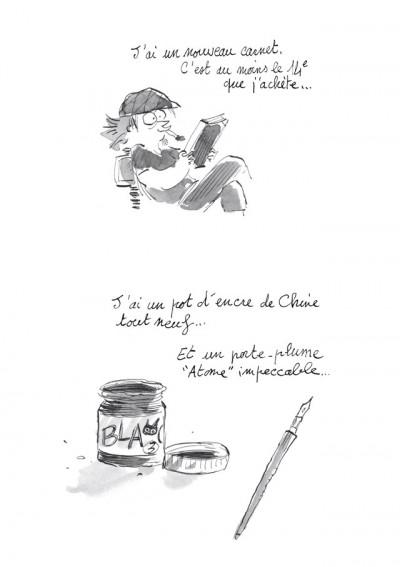 Page 1 Les Carnets secrets de Guillaume Bianco tome 1 - Les Seins