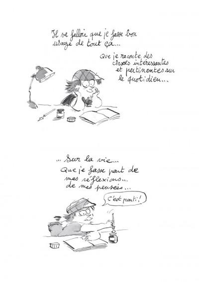 Page 2 Les Carnets secrets de Guillaume Bianco tome 1 - Les Seins
