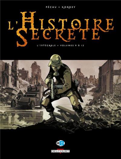 image de L'Histoire secrète - Intégrale tome 9 à tome 12