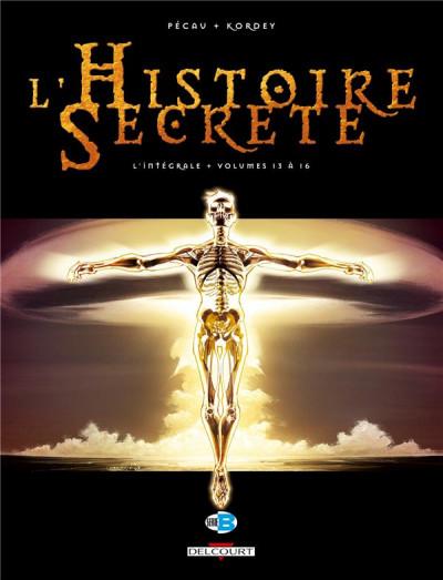 image de L'Histoire secrète - Intégrale tome 13 à tome 16