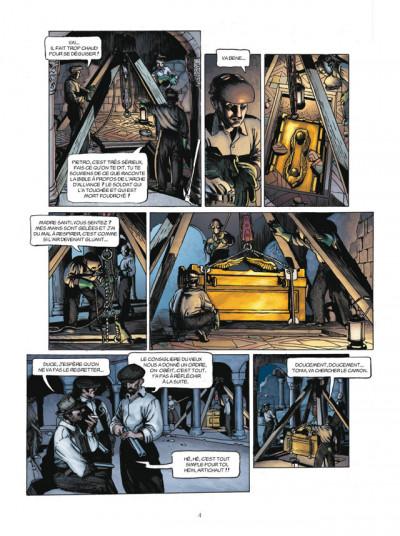 Page 2 L'Histoire secrète - Intégrale tome 13 à tome 16