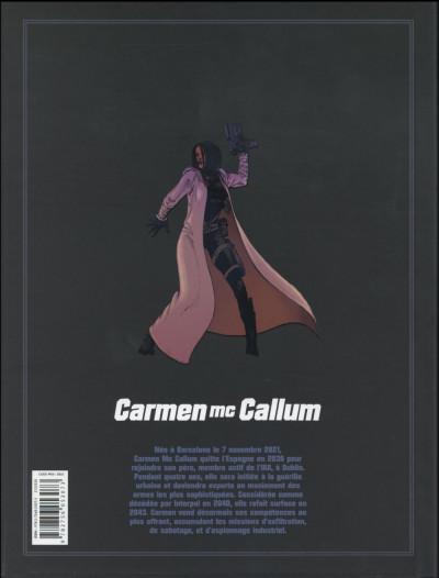 Dos Carmen Mc Callum - Intégrale tomes 9 à 12
