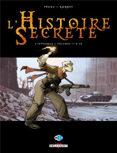 Couverture L'Histoire secrète - Intégrale tome 17 à tome 20