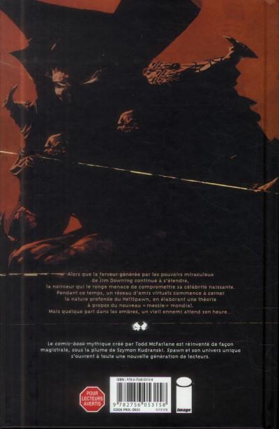 Dos Spawn - la saga infernale tome 6 - le sauveur