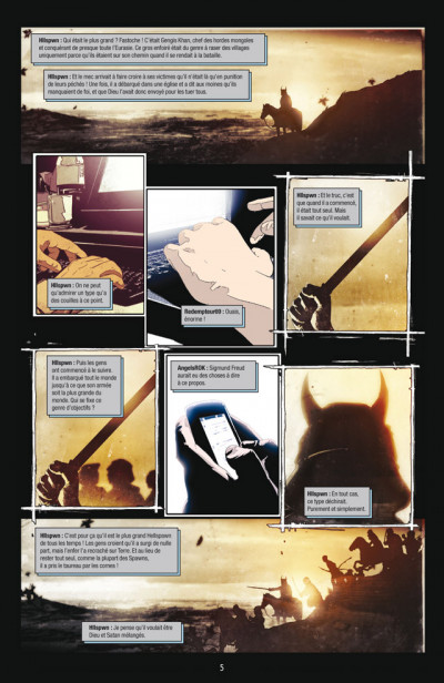 Page 1 Spawn - la saga infernale tome 6 - le sauveur