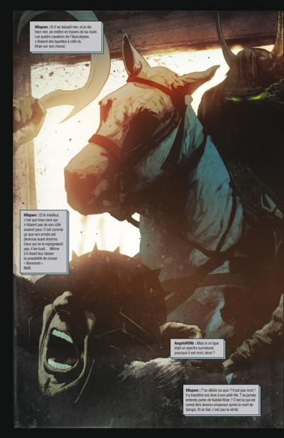 Page 2 Spawn - la saga infernale tome 6 - le sauveur